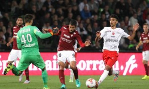 Valenciennes vs Metz