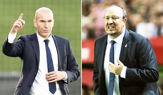 Zidane -thanh-cong-hon-Benitez -rat-nhieu