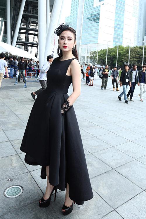 váy dạ hộ