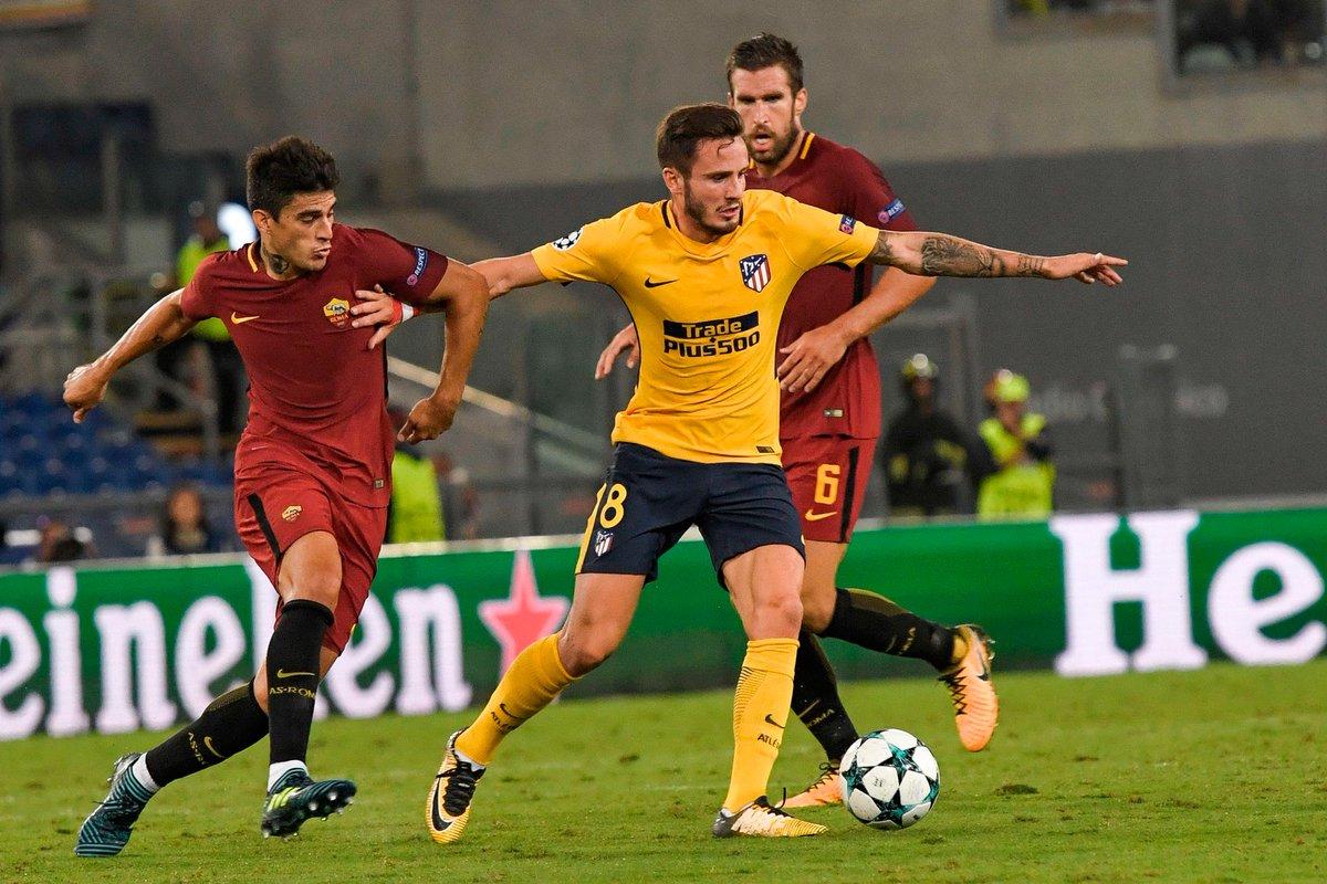 Nhận định bóng đá Atletico Madrid và AS Roma đêm nay