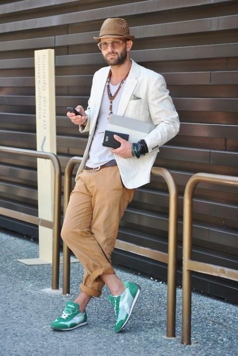 3 quy tắc thời trang nam cơ bản cho mùa thu