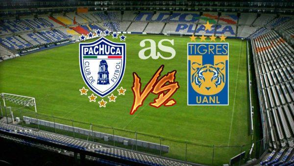 Pachuca vs Tigres UANL (07h00 ngày 04/9: Cúp Mexico)