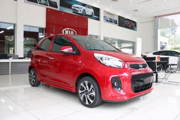 Top 7 mẫu ô tô dưới 400 triệu đồng đáng mua nhất hiện nay