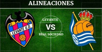 Nhận định Levante vs Sociedad