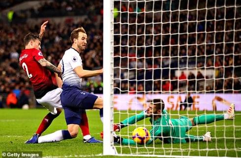 Tottenham - MU chiến thắng nghẹt thở