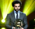 Salah giành quả bóng vàng Châu Phi