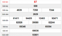 Cặp số đẹp trong kqxsdt ngày 05/08 xác suất trúng tuyệt đối