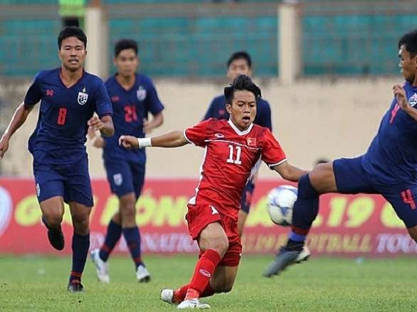 U19 Thái Lan quyết đánh bại Việt Nam tại giải tứ hùng Bangkok Cup