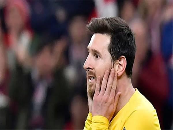 Messi không phải tội đồ khiến Barca bị loại