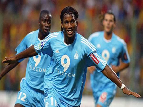 Drogba trở thành tiền đạo xuất sắc nhất Ligue 1