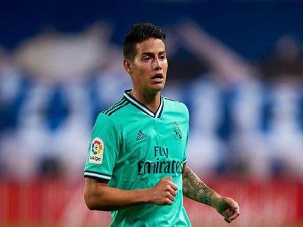 James Rodriguez sẽ gia nhập Atletico