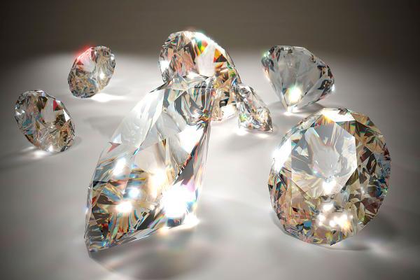 Mơ thấy Kim cương có điềm báo gì? tốt hay xấu?
