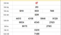 Dự đoán KQXSBD ngày 08/10/2020- xổ số bình định hôm nay