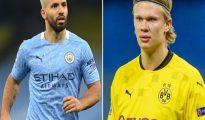 Bóng đá Anh 10/4: Chelse muốn cả Haaland và Aguero