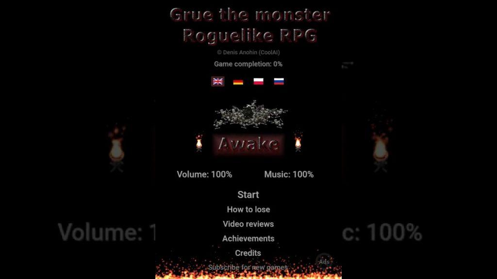 Grue The Monster – Game Nhập Vai Chiến Thuật Có Lối Chơi Hoài Cổ