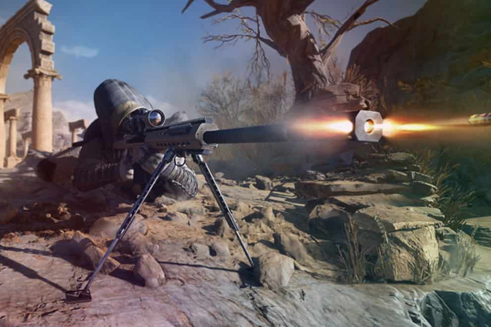 Sniper Ghost Warrior Contracts 2 bị trì hoãn trên PS5