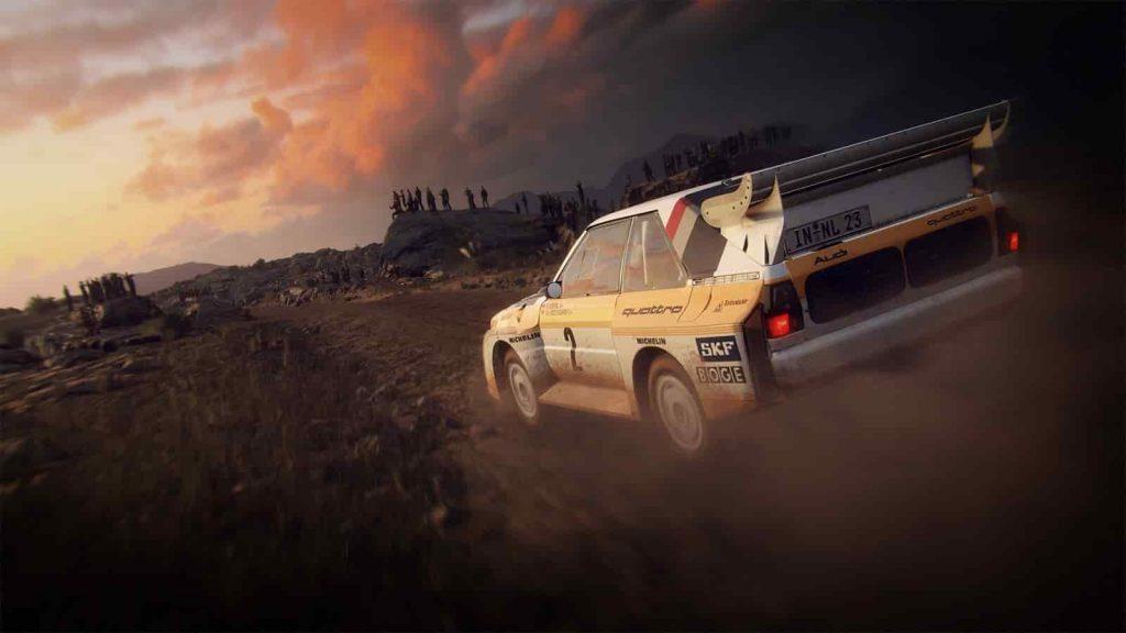 DiRT Rally 2.0 đến với PS Plus miễn phí vào tháng 4