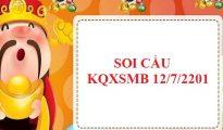 Soi cầu dự đoán XSMB 12/7/2021