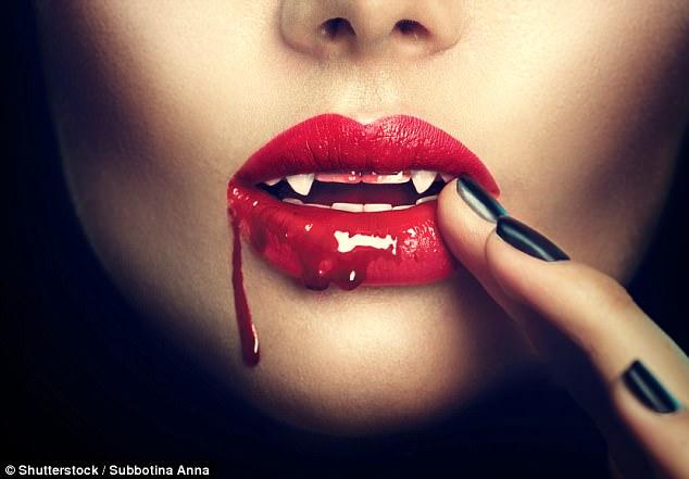 Mơ thấy quỷ hút máu người điềm báo gì đánh số gì