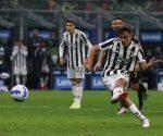 KQBD Inter vs Juventus ở vòng 9 Serie A
