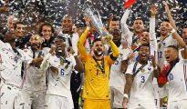 KQBD Tây Ban Nha 1-2 Pháp: Kylian Mbappe lập công cho Pháp